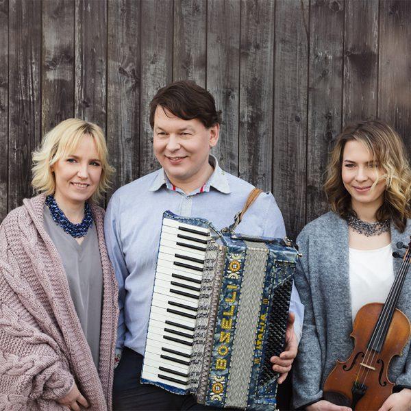 Jaak Lutsoja, Liis Lutsoja & Kersti Ala-Murr