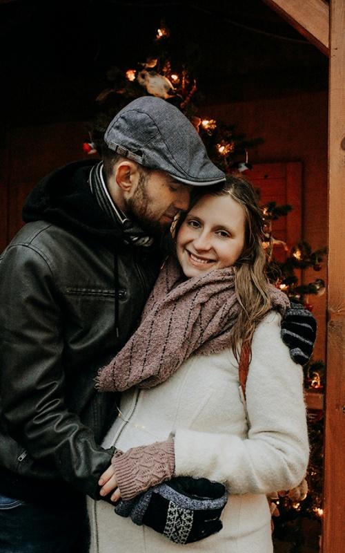 Mirjam & Indrek Jõuluturul