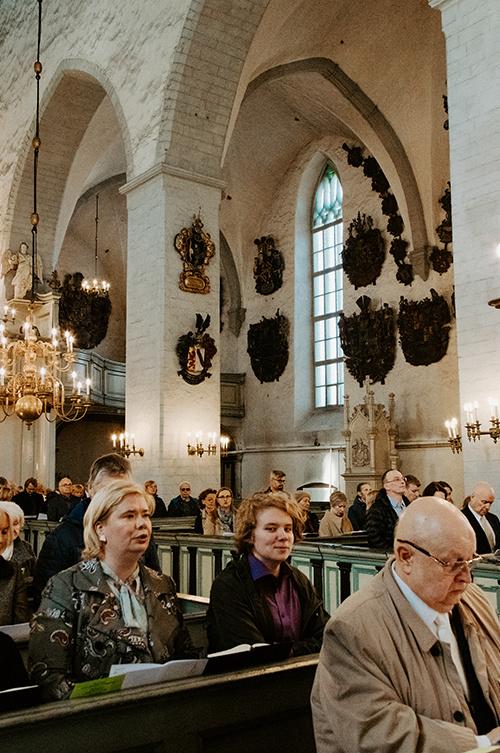 1. ülestõusmispüha Toomkirikus
